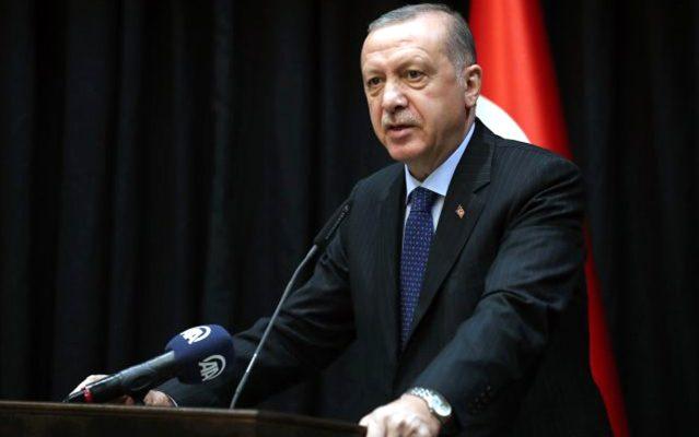 Cumhurbaşkanı Erdoğan'dan krtik güvenli bölge açıklaması: Sabrımız taşarsa başımızın çaresine bakmak durumunda kalacağız