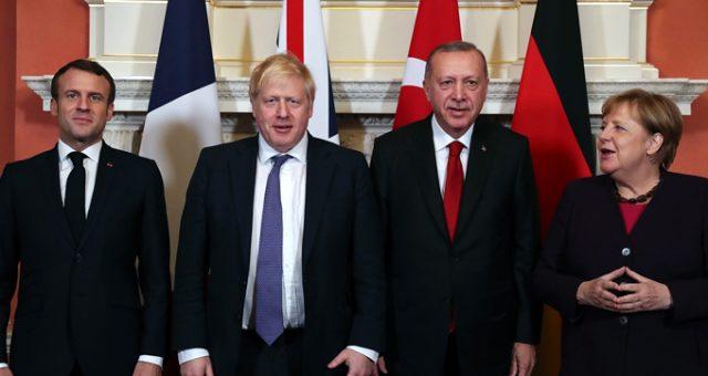 Cumhurbaşkanı Erdoğan'dan Suriye konulu Dörtlü Zirve sonrası açıklama: Zirve gayet iyi geçti