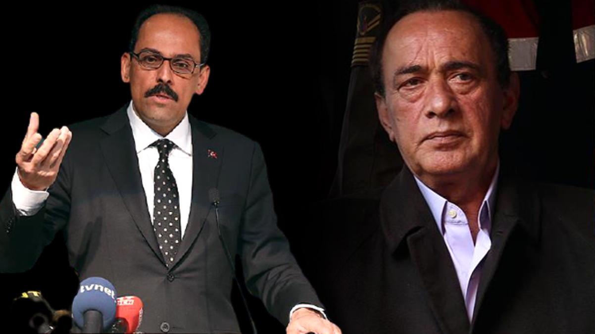Cumhurbaşkanlığı Sözcüsü Kalın'dan Kılıçdaroğlu'nu tehdit eden Alaattin Çakıcı'ya tepki: Kabul edilebilir değil