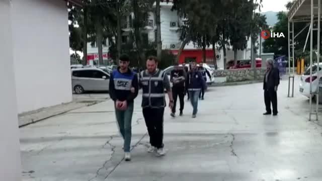 Datça'da 3 organizatör adliyeye sevk edildi