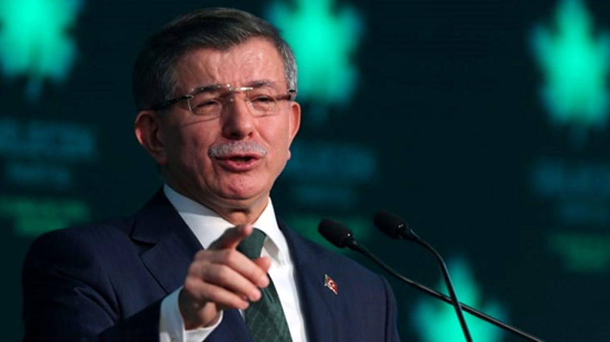 Davutoğlu, Cumhurbaşkanı Erdoğan'ın ifade ettiği acı reçeteyi değerlendirdi: Faizler en az 400 baz puan artırılacak