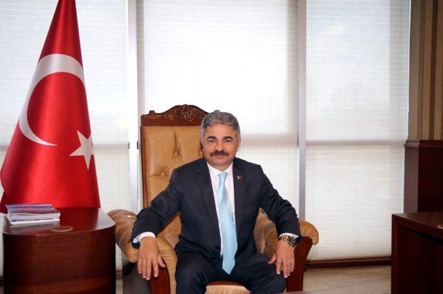 Deneyimli iş insanı Cemal Eğin, Ahmet Davutoğlu'nun partisinde görev aldı