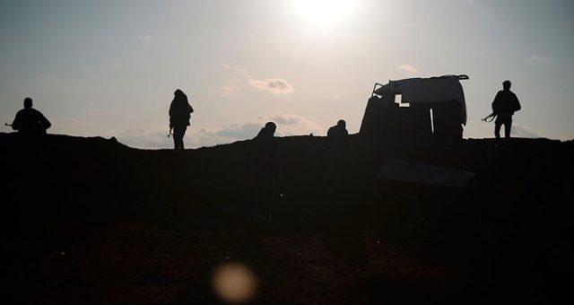 Dikkatler Elazığ depremindeyken teröristler sızma girişimde bulundu