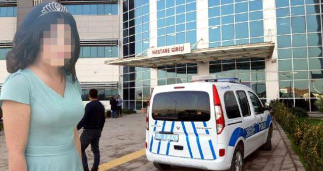 Doğurduğu bebeği hastanede tuvaletinde ölüme terk edip kaçan anne yakalandı