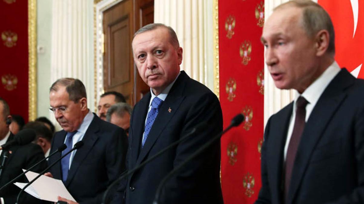 Erdoğan, kriz iddiasının ardından Putin ile görüştü: Karabağ'daki Ortak Merkez hemen faaliyete geçsin