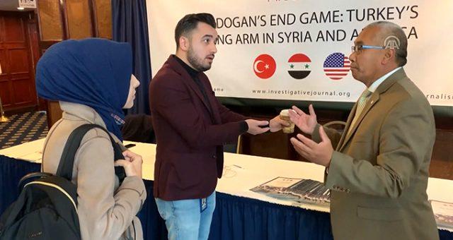 Erdoğan ziyareti öncesi Washington'da FETÖ iş birliğinde Türkiye karşıtı panel düzenlendi