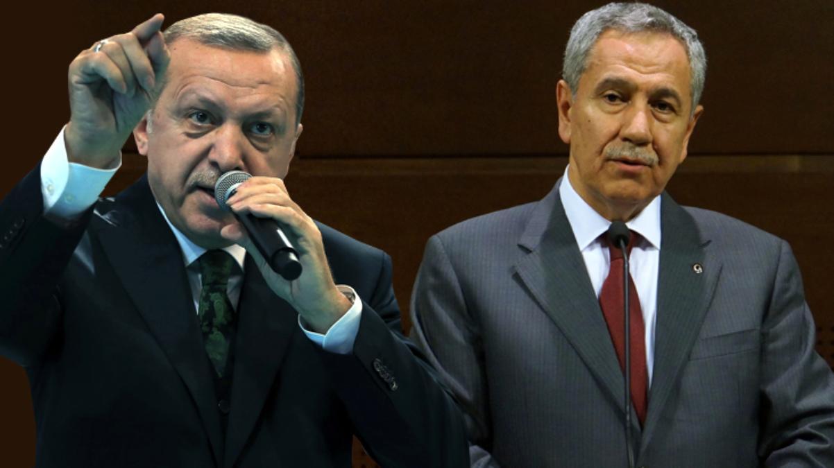 Erdoğan'dan Arınç'a bir tepki daha: Türkiye'de hiçbir şey yapılmamış gibi konuşmalarını kabul edemeyiz