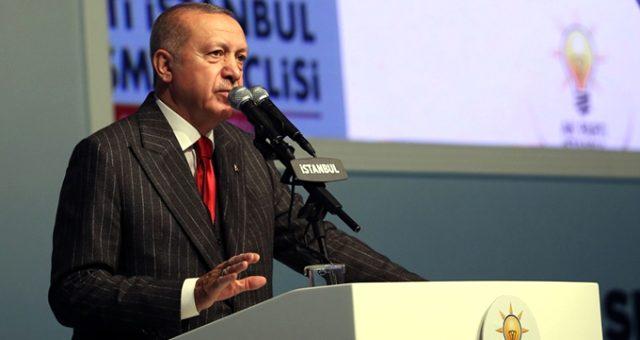 Erdoğan'dan Şehir Üniversitesi açıklaması: Halk Bankası'nı dolandırmaya çalışıyorlar
