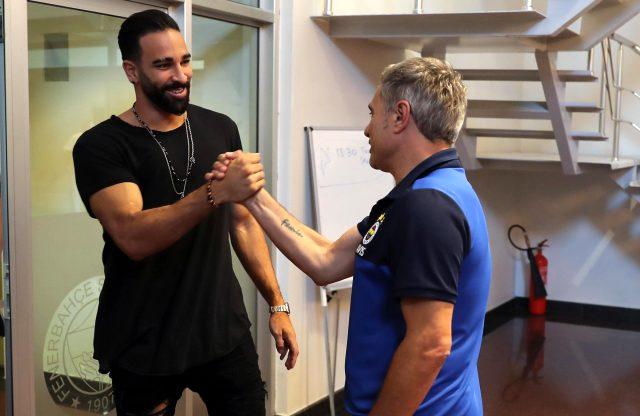 Ersun Yanal, Adil Rami'ye sezon sonuna kadar forma vermeyi düşünmüyor