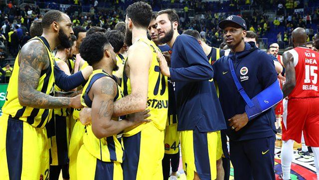 Fenerbahçe Beko'da oyuncular, maaşlarını alamadıkları gerekçesiyle kulübü Euroleague'e şikayet etti
