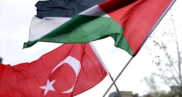Filistin'in, Barış Pınarı Harekatı ile ilgili tavrı netleşti