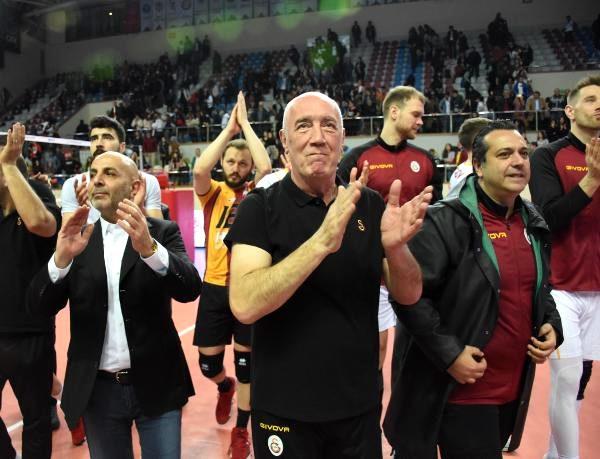 Galatasaray HDI Sigorta: 2-3