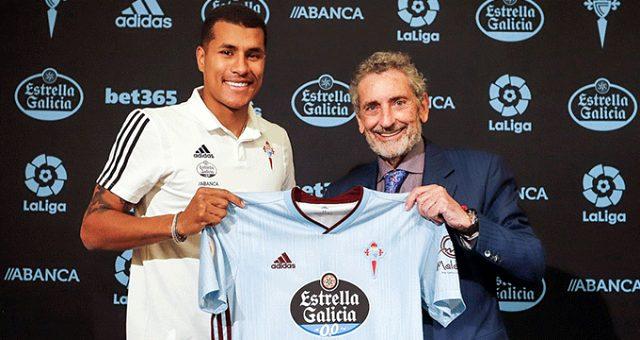 Galatasaray'ın hedefindeki Murillo, Celta Vigo ile anlaştı