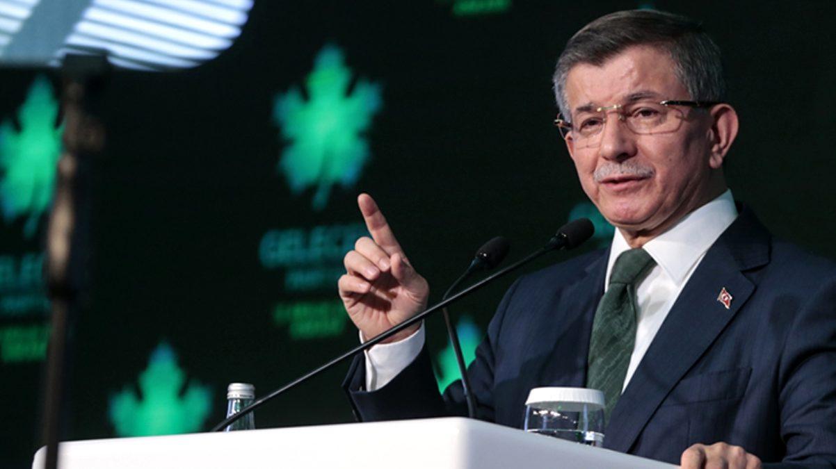 Gelecek Partisi Genel Başkanı Ahmet Davutoğlu'nun 'A Takımı' belli oldu