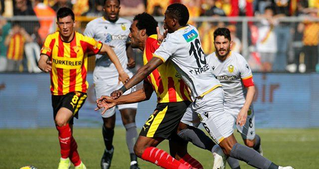 Göztepe, Yeni Malatyaspor ile 1-1 berabere kaldı!