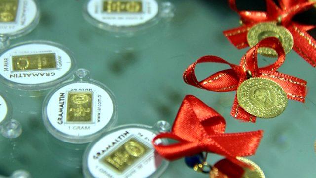 Güne yükselişle başlayan altının gram fiyatı 470 liradan işlem görüyor