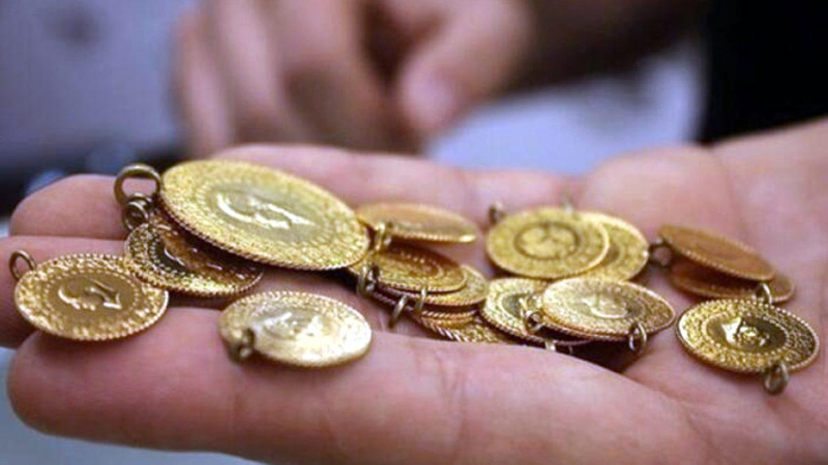 Güne yükselişle başlayan altının gram fiyatı 489,5 liradan işlem görüyor