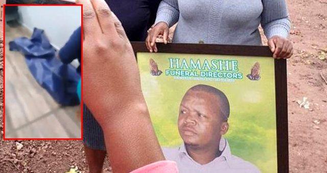 Güney Afrika'da ilginç olay! Ölüm kanıtı isteyen sigorta şirketine ceset götürdüler