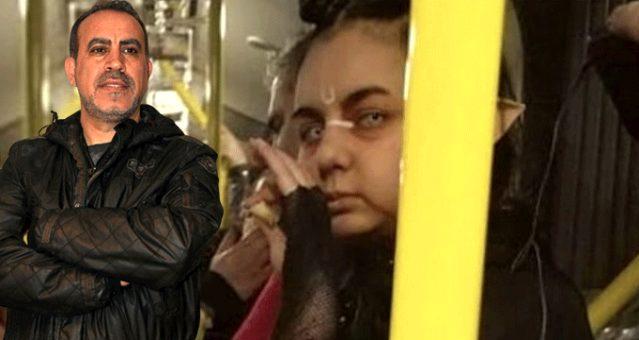 Haluk Levent, babasından şiddet gören Tuğba'nın metrobüsteki görüntüleri hakkında konuştu: Satanist ya da ayyaş değil!