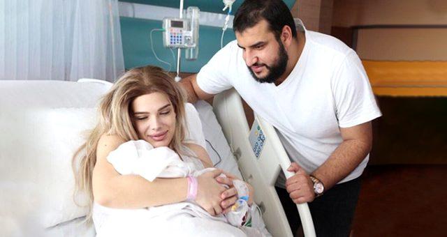 Hamileyken ihanete uğrayan Damla Ersubaşı, ikinci kez anne oldu