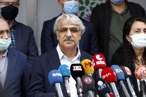 HDP Eş Genel Başkanı Sancar, 6-8 Ekim olaylarıyla ilgili partisini savundu: Sorumlu değiliz