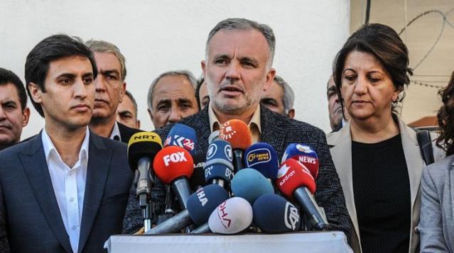 HDP'den 'yeni parti sinyali' veren Ayhan Bilgen'e yanıt: Söylediği fikirler bu iktidara payanda olmasın