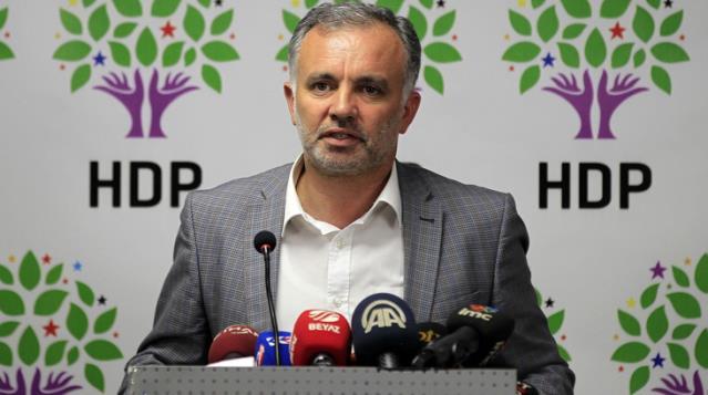 HDP'li Ayhan Bilgen'den yeni parti sinyali: Türkiye'de yeni bir fikre ihtiyaç var