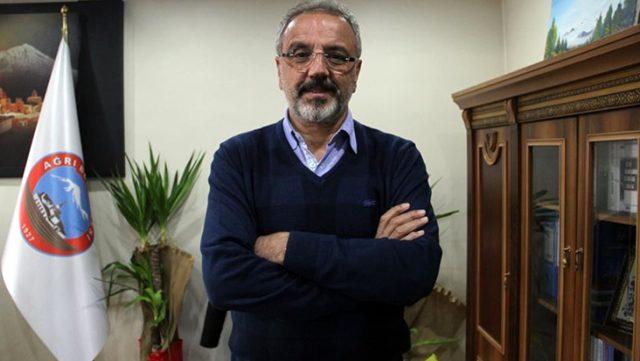 HDP'li eski Ağrı Belediye Başkanı Sırrı Sakık'a 5 yıl 10 ay hapis cezası verildi