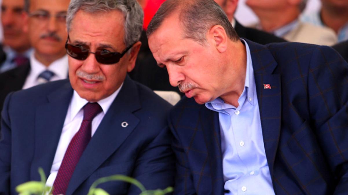 """Hükümete yakın isim Erdoğan'la Arınç'ın """"İstifa"""" konuşmasını yazdı: Yanlış yaptım"""