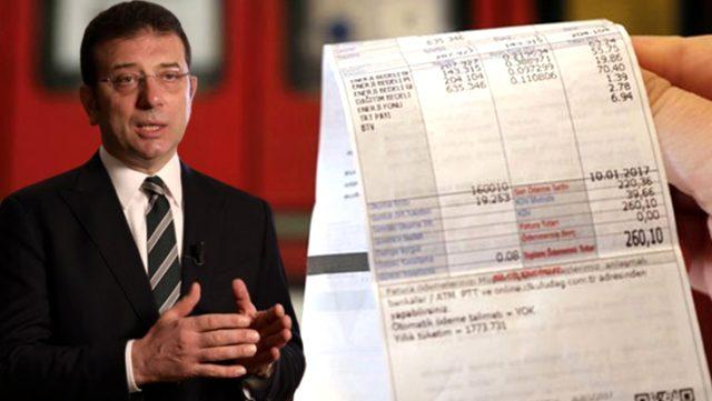 İBB'nin Askıda Fatura uygulamasıyla 152 bin 347 ailenin faturası ödendi