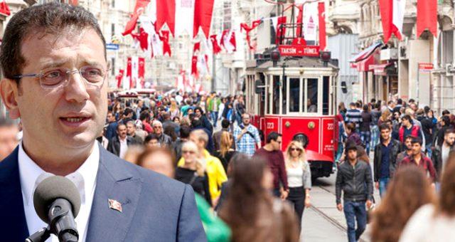 İmamoğlu: İstanbul, nüfusundan 2-3 kat fazla turist çekmeli