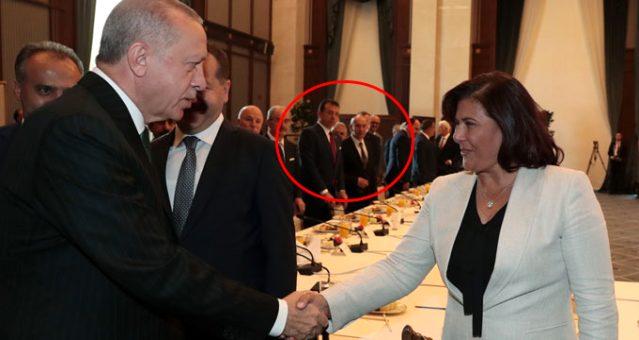 İmamoğlu ve Soyer'in, Erdoğan'la tokalaşmak için bekledikleri an buluşmaya damga vurdu