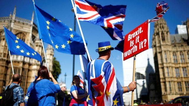 İngiliz hükümeti anlaşmasız Brexit senaryosunu 20 maddede açıkladı