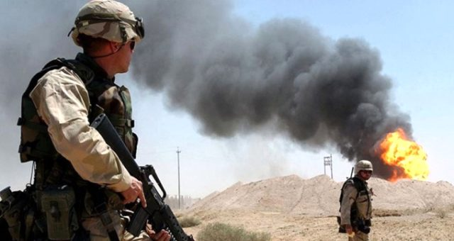 Irak'ta ABD askeri üssüne 17 füze atıldı! Saldırı sonrası operasyon başlatıldı