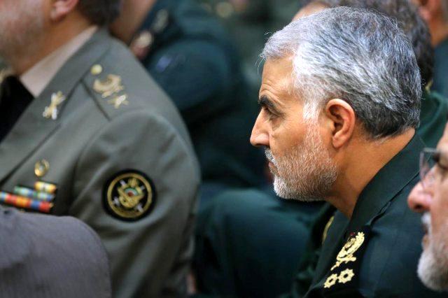 İran Devrim Muhafızları Ordusu'na bağlı Besic Teşkilatı komutanı evinde öldürüldü