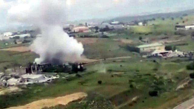 İstanbul'da fabrikada patlama: 1 kişi yaşamını yitirdi, 2 kişi göçük altında