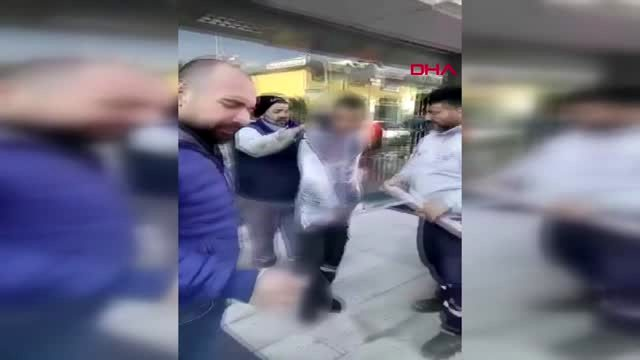 İzmir engelli genci streç filme saran sanıklar, hakim karşısına çıktı-arşiv