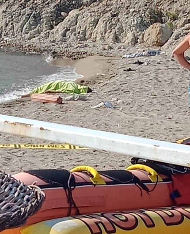 İZMİR Foça'da tekne faciası: 4 ölü