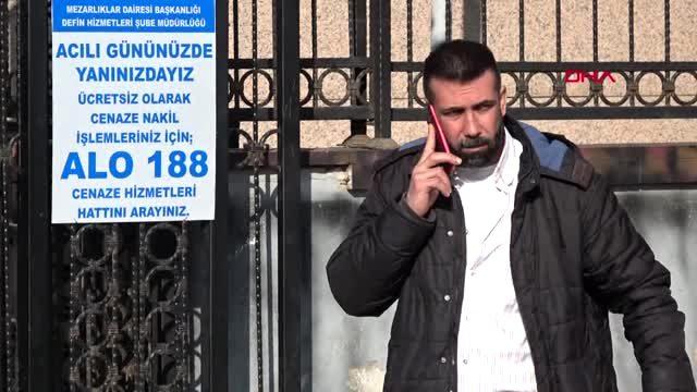 İzmir göçmen faciasında ölen 7 kişinin cenazesi, yakınlarına teslim edildi