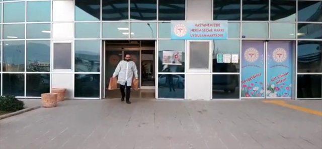 İzmir'de devlet hastanesi tuvaletinde bebek cesedi bulundu