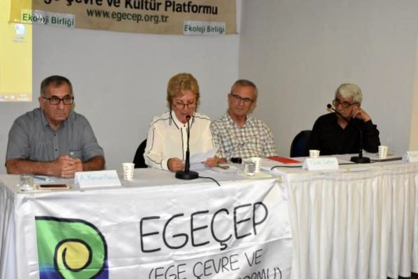 'İzmir'de yanan ağaçlar kendini yenileyebilir'