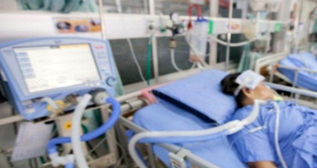 Kahramanmaraş'ta kafası kurtlanan hastanın görüntüleri yürek dağladı