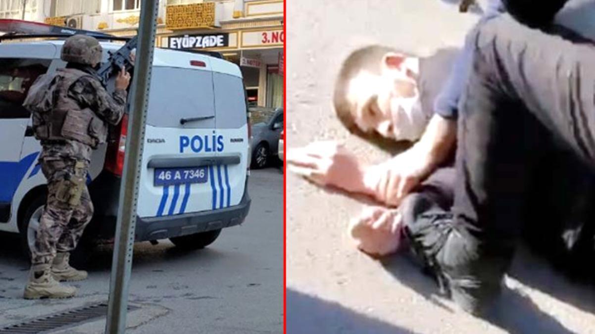 Kahramanmaraş'ta polisimizi şehit eden katil zanlısı hastanede öldü