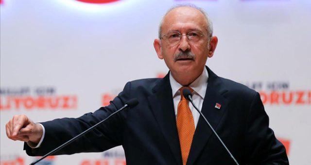 """Kılıçdaroğlu """"Depremin siyaseti olmaz"""" diyerek belediye başkanlarına seferberlik talimatı verdi"""