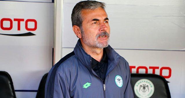 """Konyaspor'dan Aykut Kocaman açıklaması: """"Her zaman destekçisiyiz"""""""