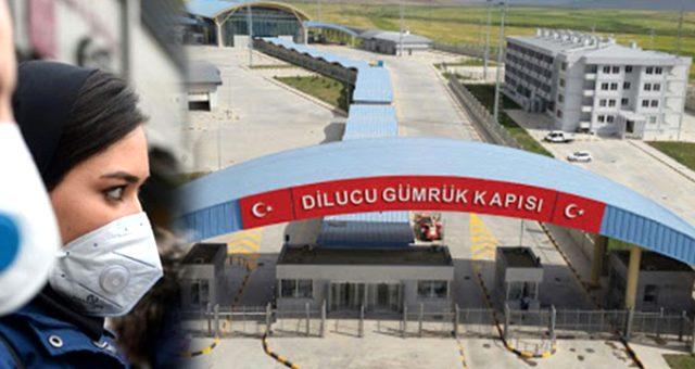 Koronavirüs sebebiyle Nahcıvan Sınır Kapısı kapatıldı