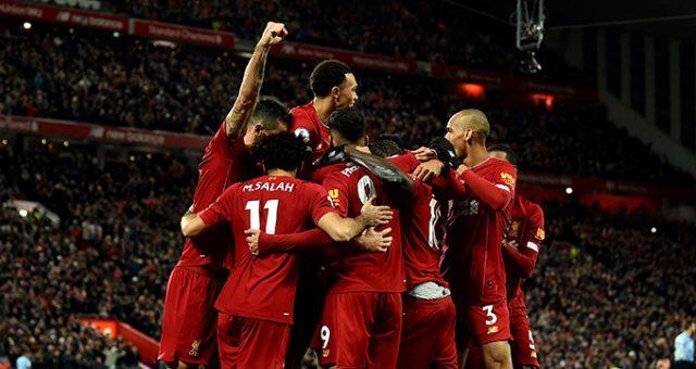 Liverpool, Manchester City'yi 3 golle geçti!