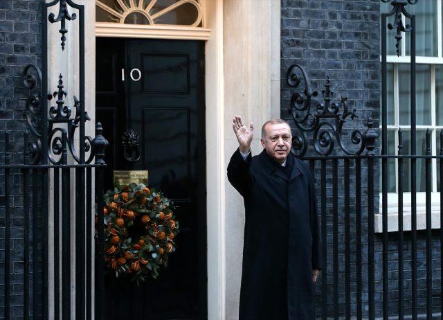 Londra'daki Suriye konulu Dörtlü Zirve başladı