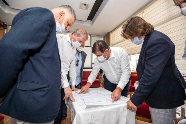 Mavişehir'deki taşkınlar kıyı rehabilitasyon projesiyle önlenecek
