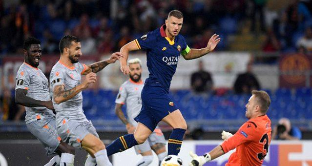Medipol Başakşehir, Roma'ya 4-0 mağlup oldu!